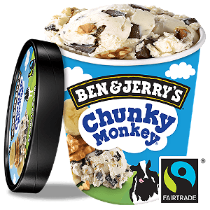 Foto Chunky Monkey 500 ml