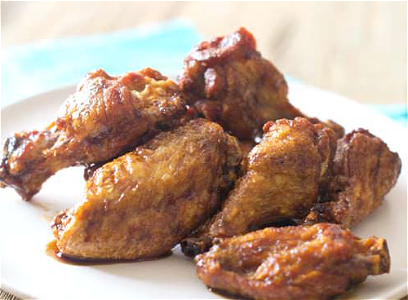 Foto Chicken wings naturel