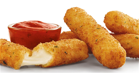 Foto Mozzarella sticks
