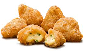 Foto Chilli cheese nuggets